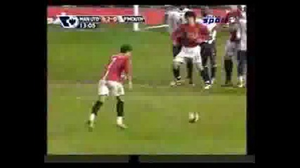 Ronaldo Vs Portsmouth