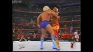 WWE Hollywood Hulk Hogan vs. Ric Flair - Monday Night RAW 13/05/02 (LEGEND vs. LEGEND)