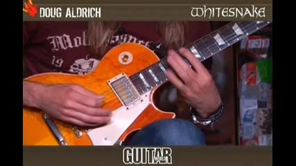 Whitesnake s Doug Aldrich