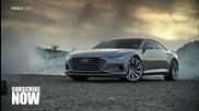 Премиера на бъдещото Audi A9 !
