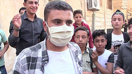 Syria: Students, teachers protest in Hasakah as SDF-affiliated militants occupy schools