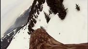 Красота.ето какво вижда един орел когато лети в небето. 2 част