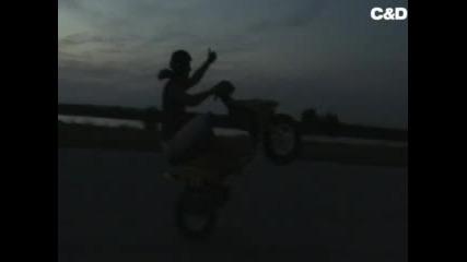 Каскади С Мотори