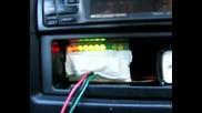 Mazda 323 Ba Astina 1997 1 8l New Bosch Oxygen sensor in act