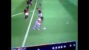Fifa 10 - Milan 2:3 Inter - Гол нa Диего Милито