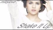 Превод!!! Selena Gomez - Shake It Up - Развихри се