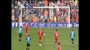 22.03 Ливърпул - Астън Вила 5:0 Стивън Джерард гол