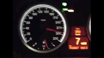 Bmw M3 G power 80-340 km/h