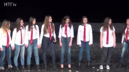 училищнен хор - песни