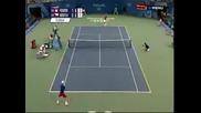 Олимпийски Тенис Турнир : Федерер - Бердих