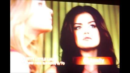 Pretty Little Liars Season 2 Episode 6 Never Letting Go Promo