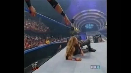 Edge & Christian vs. Rhyno & Kurt Angle - Wwf Smackdown 21.04.11