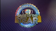 Game of The Year Awards 2012 - Best Downloadable Game