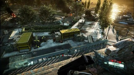Crysis 2 mission 1