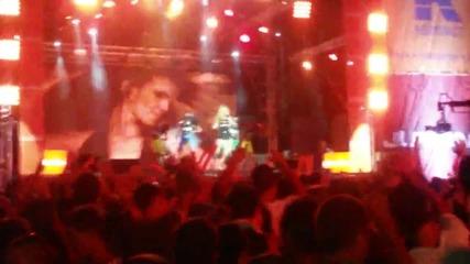 Анелия - Искам те, полудявам /planeta Summer 2014 - Burgas/