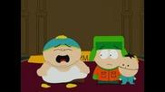 Смешна Сцена От South Park - Cartman & Kyle