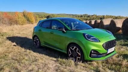 Авто Фест: тестове на Ford Puma ST и Hyundai Santa Fe