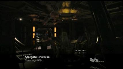 Stargate Universe - 2x02 - Aftermath Sneak Peek