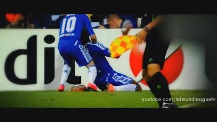 Chelsea - шампиони на Европа 2012г.