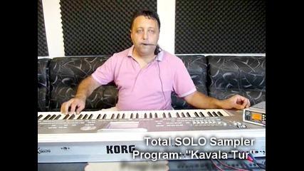 Kavala Tur - Juzisound Total Solo Sampler
