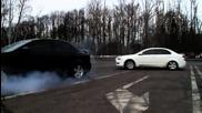 Прекрасен филм с Mitsubishi Lancer