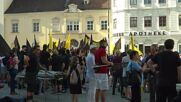 Austria: Far-right groups protest against over symbols ban in Vienna