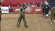 Silvano Alves 87.25 points on Joao de Barro