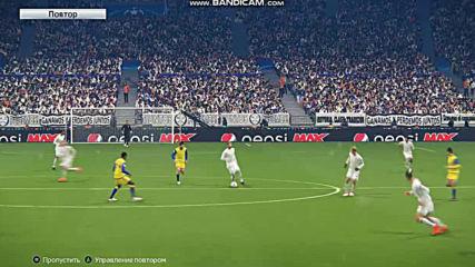 Пес 2018 гол на Кр. Роналдо