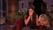 Demi Moore изплашена от Ellen Degeneres
