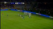 Италия - България 2:0,  всички голове и голови опасности. Нищожни шансове за класиране на световно