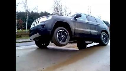 Jeep Grand Cherokee - Просто класика.