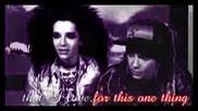 Tokio Hotel Kaulitz - братска самота( klip s qki efekti)