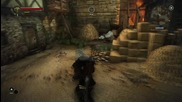 Assassin's Creed Easter Egg - The Witcher 2 Assassins of Kings