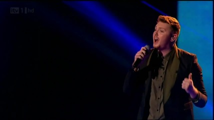 James Arthur - Impossible - Live Победителят в X Factor 2012 Uk