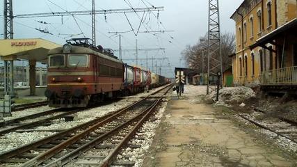 43 511 с товарен влак