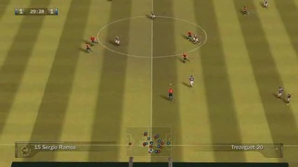 Fifa 07 noob players #1