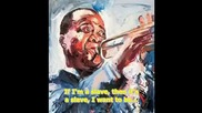 Louis Armstrong - Beso De Fuego (kiss Of Fire)