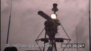 Светкавици и буря в морето 26.6.2014