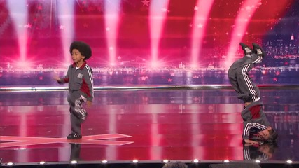 Americas Got Talent - Miles and Bailey - Високо Качество + Bg Превод