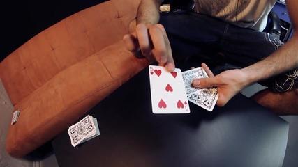 Лесен и ефектен фокус с карти