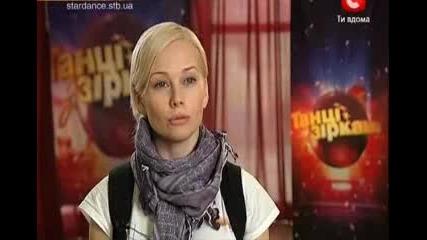 Танци със звезди Елена Корикова - Джайв част 1