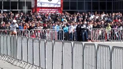 Стънт Пловдив 20.03.2010 състезател 11