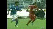 worst soccer injury
