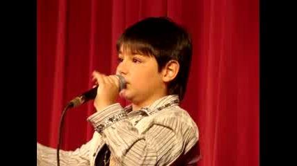 Не Пропускайте - 8годишен от Пей с Мен Шашка Всички-2част