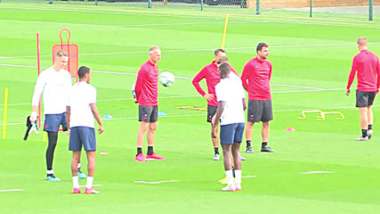 France: Banned Neymar trains with PSG ahead of Real Madrid clash