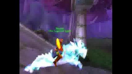Най-Якия тигър в World Of Warcraft the Burning Crusade 8-)