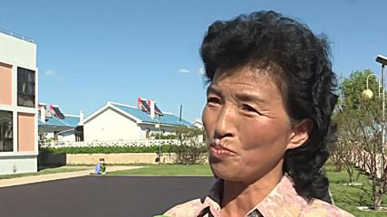 North Korea: Pyongyang collective farm reflects Juche ideology