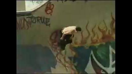 Bam Margera - Tony Hawk - Rodney Mullen