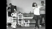 Han Hyo Joo dance training