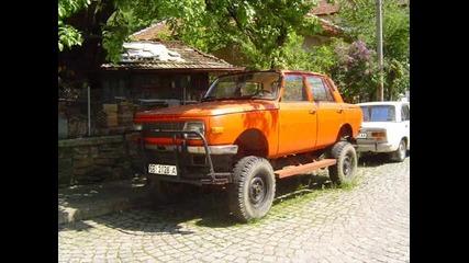 Reknail - Moskvich Lada Vartburg